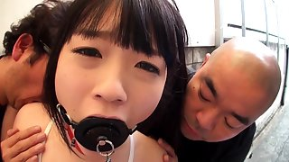 Beautiful fetish anus actions with latex and bdsm