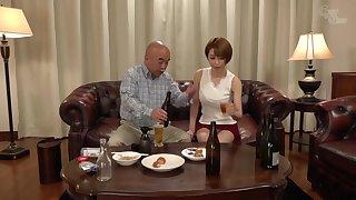 Kimijima Mio Hitomi Yura Kyoumoto Kaede In Masao Kimishima With Will not hear of Father-in-law And Will not hear of Daughter-in-law