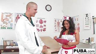 Nurse Jessica needs a checkup